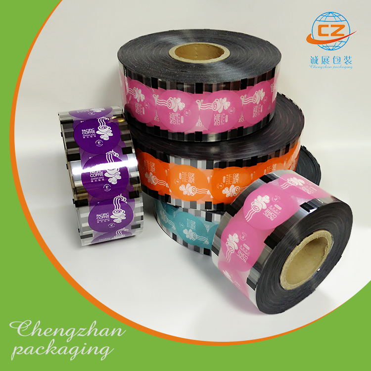 Preform roll Hard plastic cup sealing roll cover film
