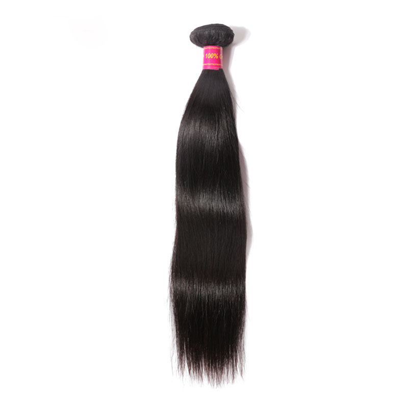 ขายส่งพรีเมี่ยม remy peruvian human hair 100% unprocessed virgin hair extension