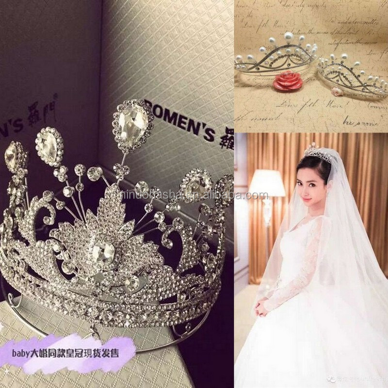 Charming Wedding <strong>Crowns</strong> NW51121