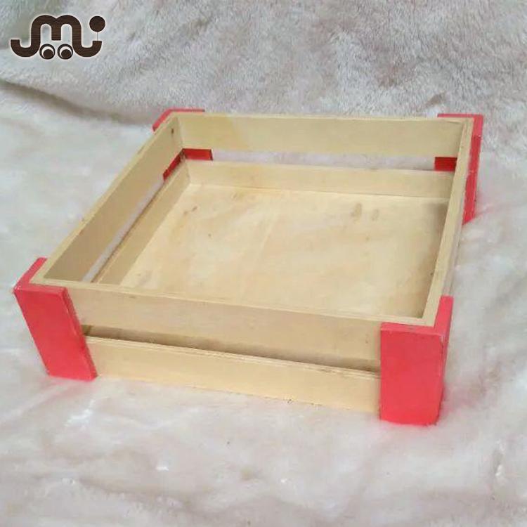Wholesale Cheap Simple Slatted Wooden Planter Box Buy Planter