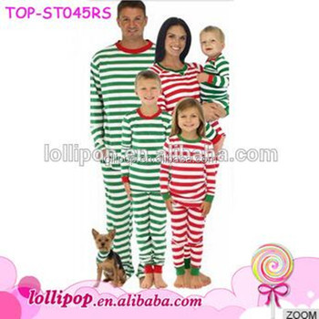 christmas pyjamas children pajamas wholesale girl kids sleepwear suits christmas pajamas family set match adult clothes