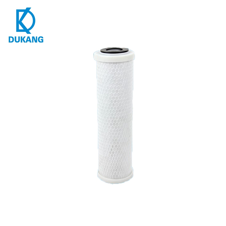 Universal 10 Inch Alkaline Water Filter Cartridge Pengganti CTO Air Kelapa Karbon Penjernih Air