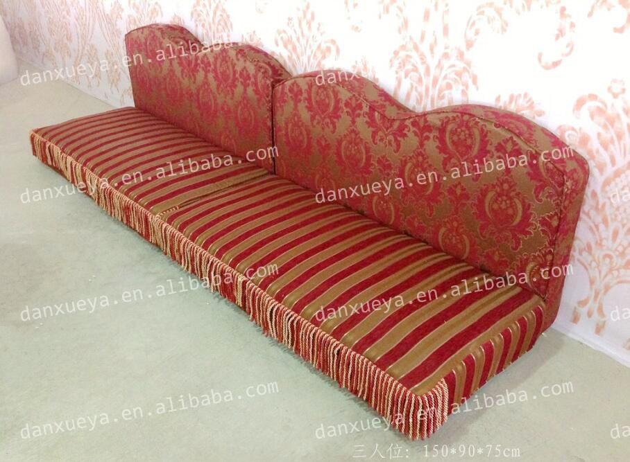 Danxueya Small Arabic Majlis Fabric Corner Sofa Of Living Room