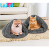 For amazon and ebay store Custom logo soft warm pp Cotton dog house
