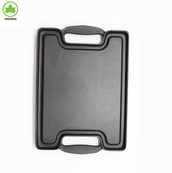 cast iron grill plate