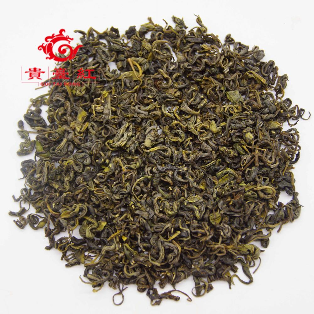 skin whitening herb moringa loose leaf green tea drink from guizhou duyun - 4uTea | 4uTea.com