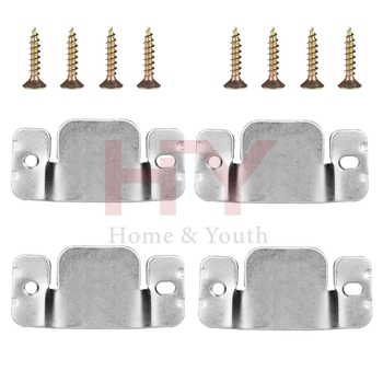 Magnificent Universal Sectional Sofa Interlocking Sofa Connector Bracket With Screws 4 Pieces Buy Sofa Interlocking Sofa Interlocking Sofa Connector Bracket Gmtry Best Dining Table And Chair Ideas Images Gmtryco