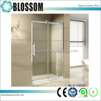 Prefab Badkamer Douchecabine Draagbare Glas Bad Douche Kraam - Buy ...