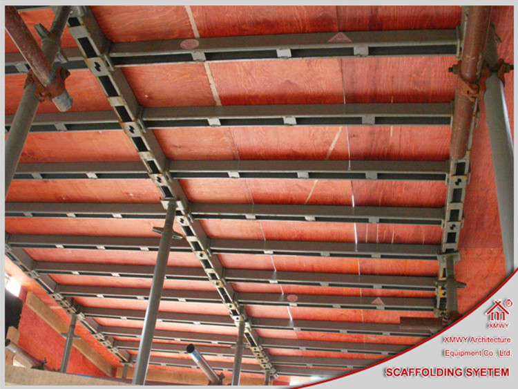 Scaffolding And Shuttering : Q gsg tested steel slab forms for concrete construction