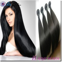 Hot Products Top Quality Raw Lady Unprocessed Peruvian Wholesale Human Hair Weave