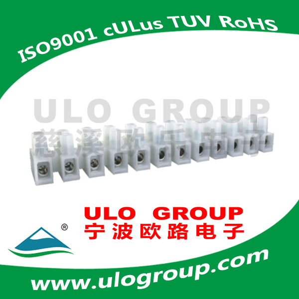 Feed though Terminal Block 20-8AWG Led Light 022 from ULO Group