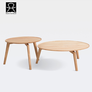 Round Coffee Tables Simple Side Table