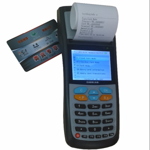 POS Offline Machine of Handheld Support GPRS, Thermal Printer