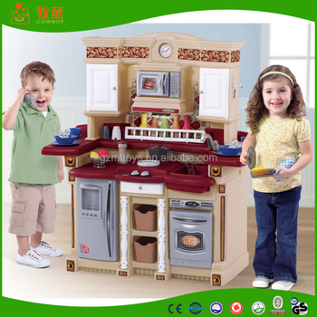 Kitchen Toys Ls Partytime Used For Preschool