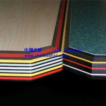 lijie color core laminate sheetcolor hpl panel - Color Core Laminate