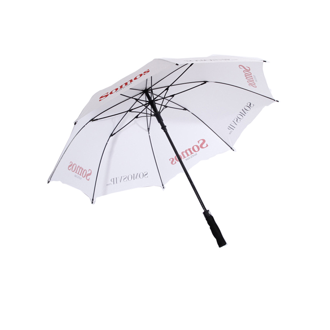 China Manufacturer Double Layer Promotion Golf umbrella