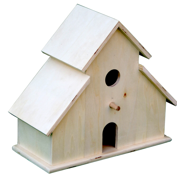 Fait A La Main Maison D Oiseau En Bois Nid D Oiseau Pour La Decoration Pour La Decoration De Noel Naturel Materiau Oiseau Maison Buy Pour La
