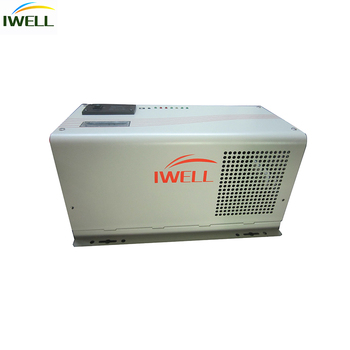 inverter Frequency control Frequency and single Phase 3kw  4kw 5kw 6kw electric bus ac motor and controller system without batte