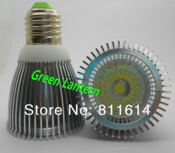 high power 8W cob par20 led with isolated driver