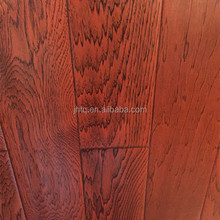 Sete Camada Vermelha Noz Engineered Wood Flooring002