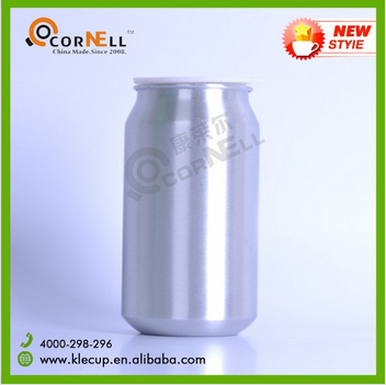 2015 Hot Selling Coco Cola Engraved High quality 500ml Aluminum Coke Can Cup water bottle