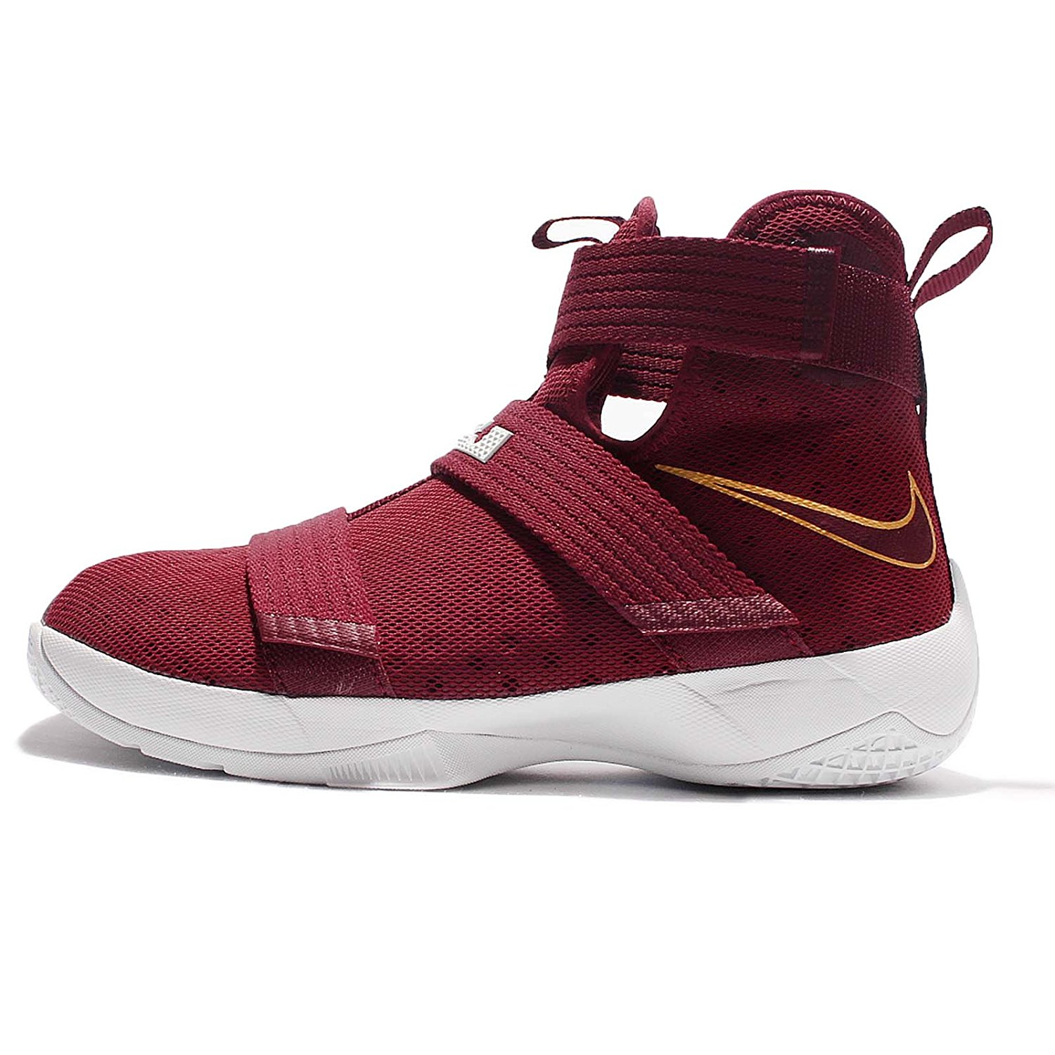 a1f4ff6810e Get Quotations · Nike Kid s Lebron Soldier 10 GS