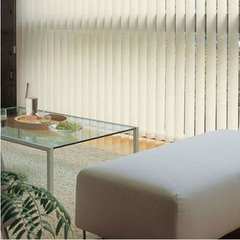 Custom Pvc Window Blinds Vertical