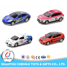Cooling high speed 1:53 remote control racing classic toy car