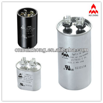Ac Motor Run And Start Capacitor Manufacturer Qualified By