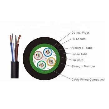 Multimode Fibers 48 Core Hybrid Fiber Optic Cable Price List - Buy 48 Core  Fiber Optic Cable,48 Core Fiber Optic Cable Price List,Hybrid Fiber Optic