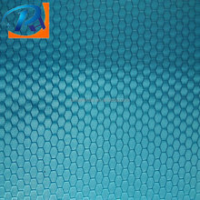 Pu Coating 420D Hexagon Jacquard Oxford <span class=keywords><strong>Stof</strong></span>