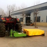 Since 1989 high working efficiency RXDM1700 tractor grass mower
