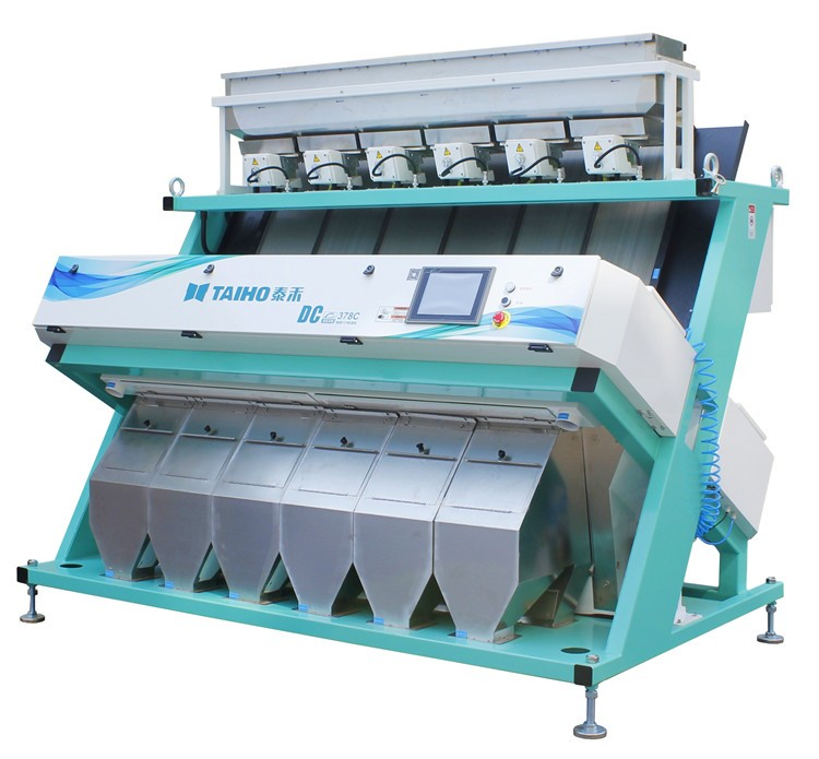 High Capacity,easy to learn and use, CCD Peanut,Peeled Peanut Color Sorter Machine