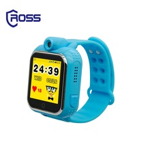 2017 Best Seller Child high quality kids smart gps watch