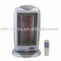 Carbon Fibre Healthcare Electric Heater with remote control function