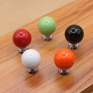 China supplier ceramic door knobs and handles,zinc alloy knob