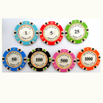 Crown poker chips signs someone has a gambling problem
