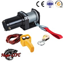 1500lb ATV/UTV Xe Mini Electric Winch 12 V