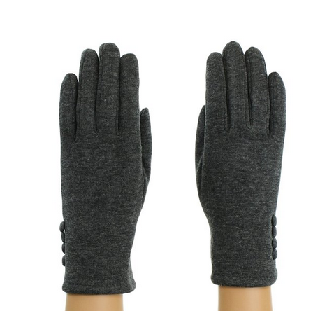 Women's Winter Commuter Gloves, Touchscreen and Texting w/ Fleece Fur Lining