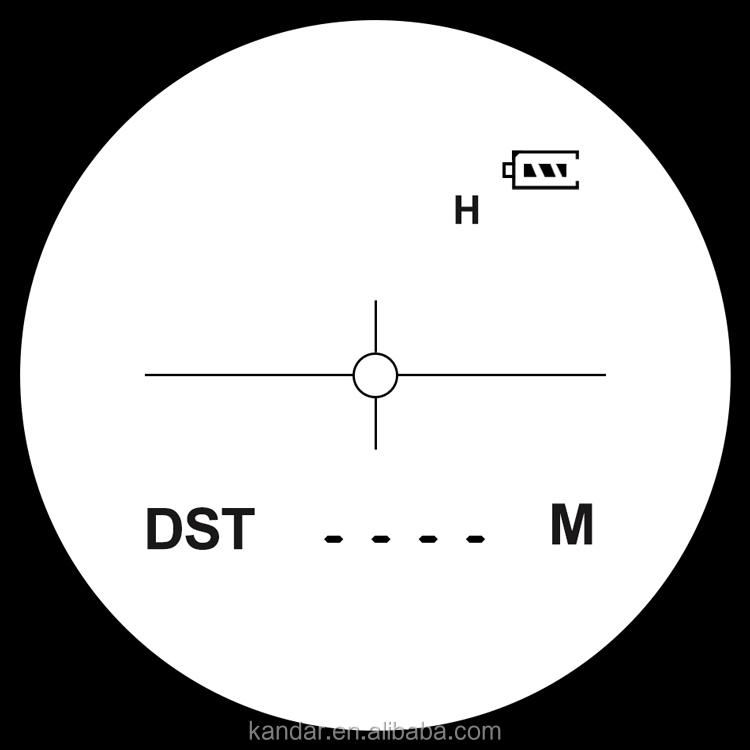 d0f334ecc1166c Binocolo con telemetro laser misura Angolo, altezza, velocità e Distanza  strumento
