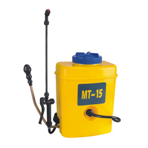 Manual agricultural sprayer knapsack 15L
