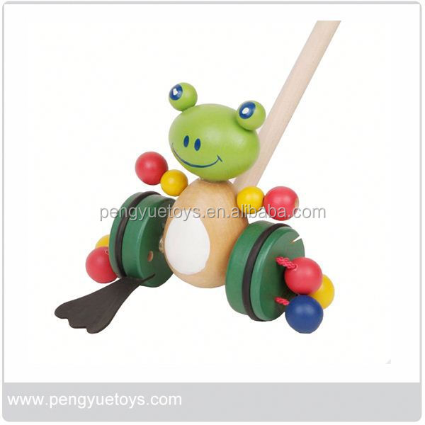 Baby Walker Push Toy , Wooden Push Up Toy , Toys for Children 2015