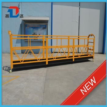 Out Door Window Wall Cleaning Movable Basket Tdt Construction Elevator Made In China