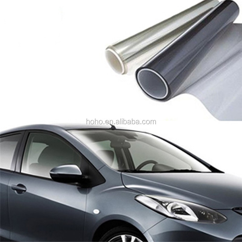 Hoho easy tinting frosted adjustable window film