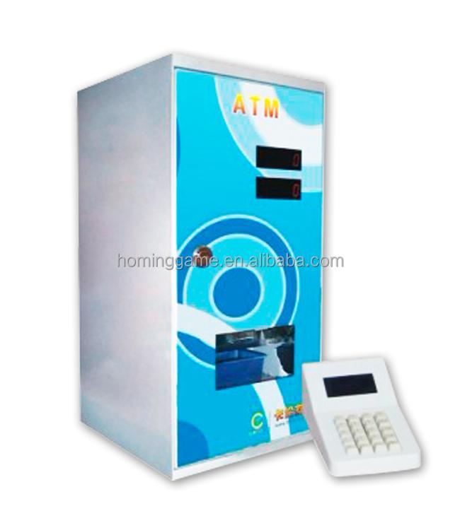 token dispenser machine