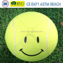 large size jumbo tennis balls 9.5 inch for promotion