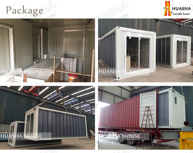 villa luxury container house prefab 20ft/40ft for sale