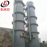 2018 hot sell high efficiency vertical shaft lime kiln