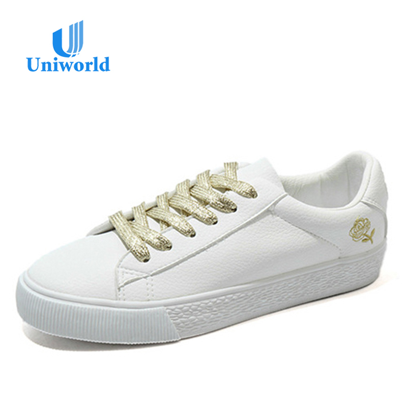 New Coming Plain White Canvas Shoes