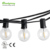 led dimmer kit for 180W Power Max, 50Ft Max Range for Outdoor/Indoor Dimmable Led String Lights